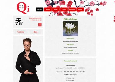 QiGong Blog